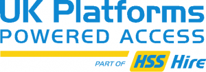 UK Platforms installs unique safety technology on 1,000th boom lift