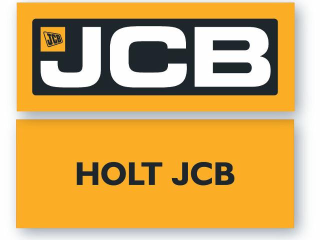 JCB tracked backhoe loader great for hire