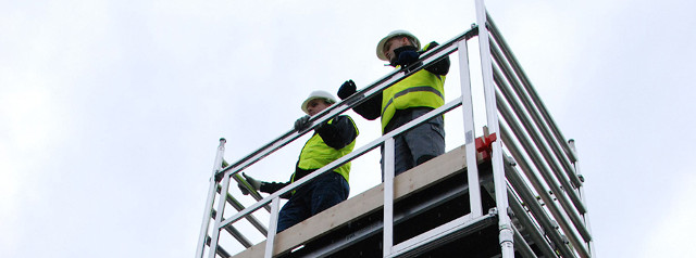 National Tool Hire Shops introduces a new Scaffold Tower Selector