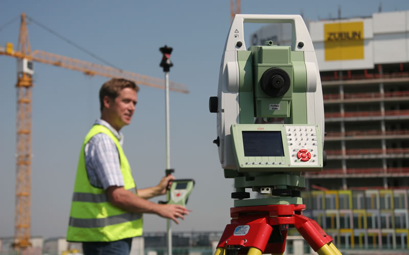 Total Stations Hire vs Buy