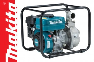 Makita expands water pump range with 4-stroke models