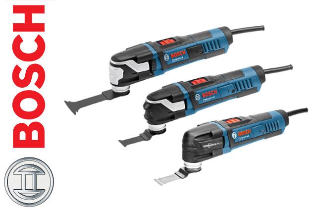 Bosh released five new multi-cutters