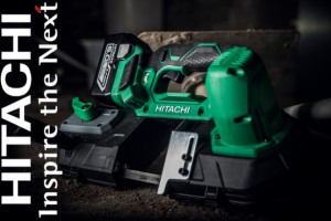 Hitachi Power Tools launches new 18V Brushless Band Saw