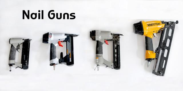 Nail Gun Buying Guide