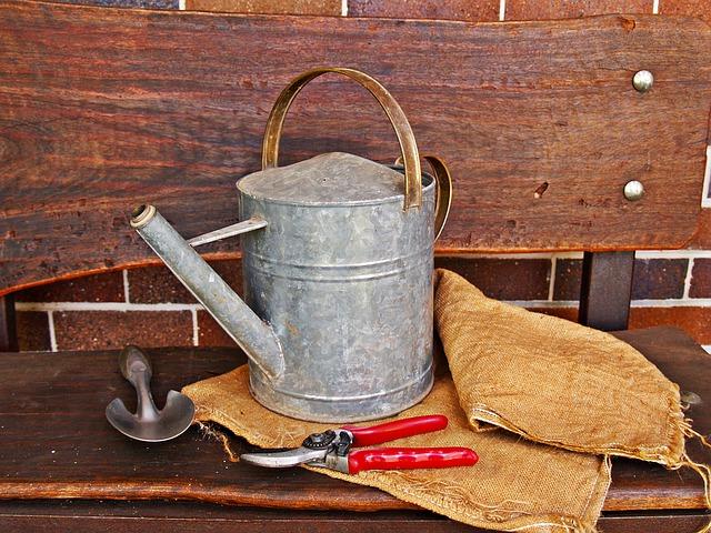 Small Garden Tool Safety Tips