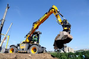 JCB Hydradig Headlines £2 Million Excavator Deal