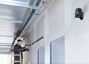 The arrival of Bosch's GCL 2-15 G Professional combi laser