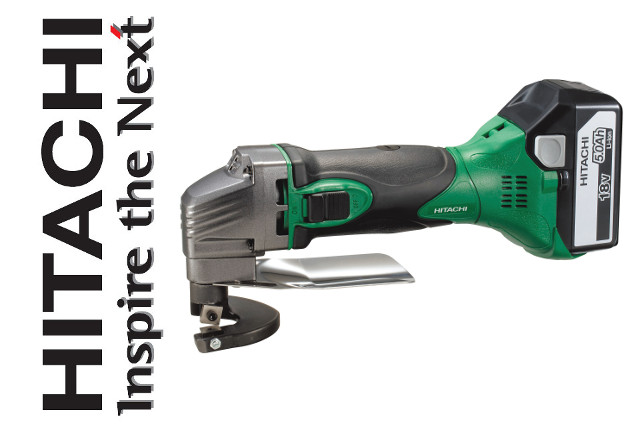 Shear 18V excellence from Hitachi Power Tools