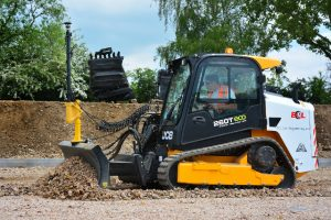 Firm Invests in jCB for Cost-Saving Surfacing Solution