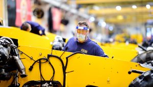 JCB TO RECRUIT MORE THAN 400 PEOPLE AS PRODUCTION SET TO SURGE