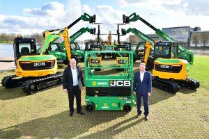 Biggest Ever UK order as Sunbelt Rentals Buys 2100 Machines!